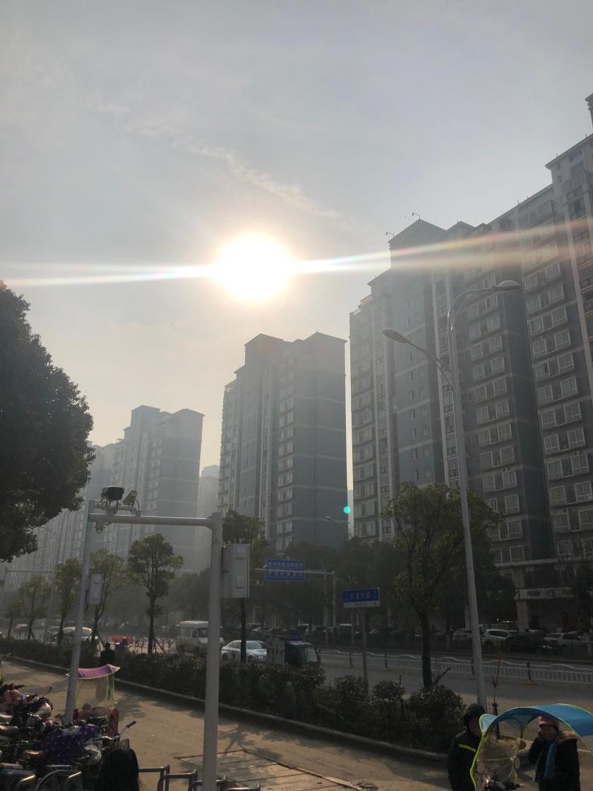 20190121_WuhanBuildingsInSun